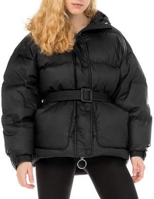 IENKI IENKI Michlin Belted Puffer Jacket