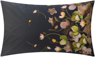 Ted Baker Arboretum Pillowcase - Charcoal - Set of 2
