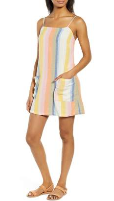 Billabong Straight Round Stripe Sundress