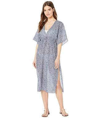 Tory Burch Swimwear Printed Beach Dress Cover-Up