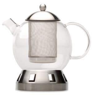 Berghoff Dorado Glass 4-Piece Teapot
