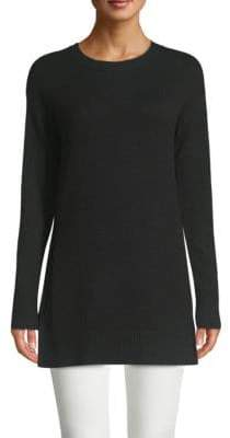 Saks Fifth Avenue Cashmere Crewneck Tunic