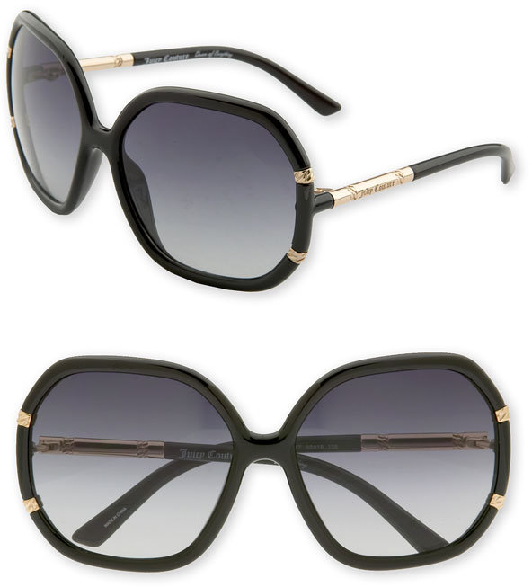 Shades of Couture by Juicy Couture Oversized Sunglasses