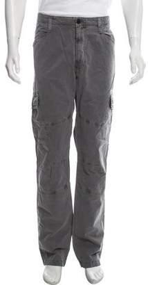 J Brand Straight-Leg Cargo Pants w/ Tags