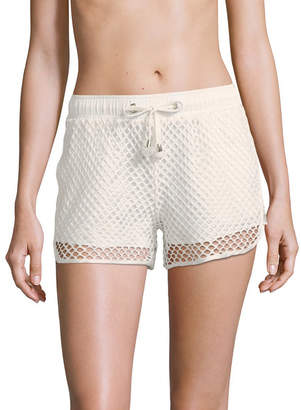 Gottex X by X By Open Mesh Short