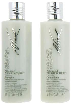 Nick Chavez Advanced Plump N Thick Shampoo and Conditioner