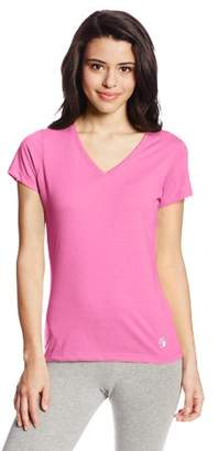 Soffe Juniors No Sweat V-Neck Tee
