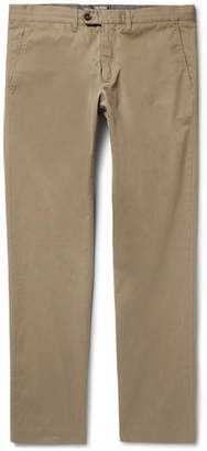 Hudson Cotton-Twill Chinos