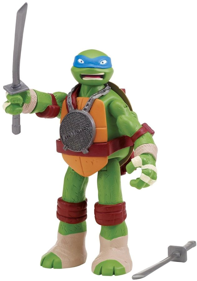 Teenage Mutant Ninja Turtles Hand-To-Hand Leo