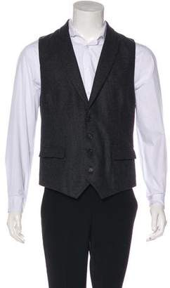 Brunello Cucinelli Wool Suit Vest