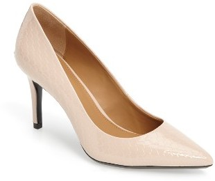 Women's Calvin Klein 'Gayle' Pointy Toe Pump
