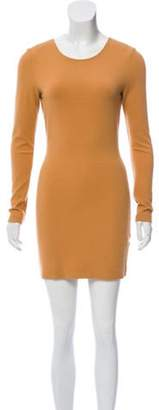 Kimberly Ovitz Mini Bodycon Dress Mini Bodycon Dress