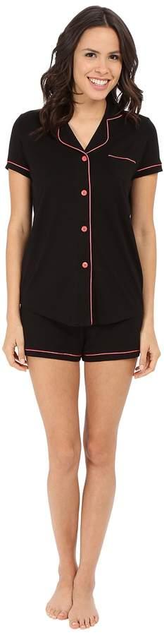 Amore S/S Boxer Set Women's Pajama Sets