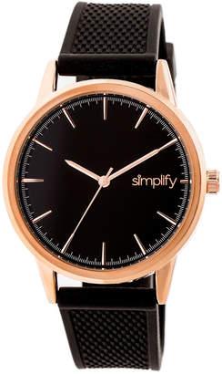 Simplify Unisex The 5200 Watch