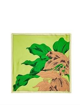 Oroton Nautilus Botanica Silk Scarf