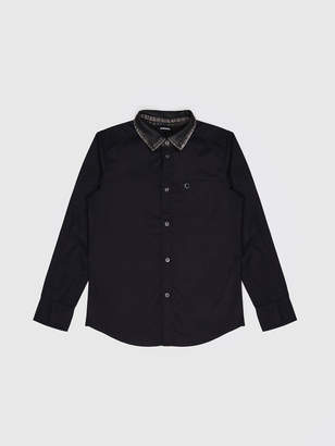 Diesel KIDS Shirts KXAXH - Black - 10Y