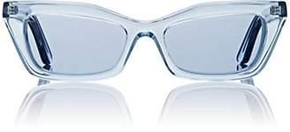 Balenciaga Women's Runway Sunglasses - Lt. Blue