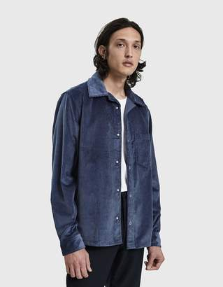 Acne Studios Corduroy Button Up Shirt