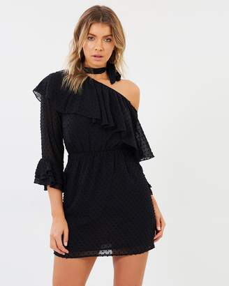 Atmos & Here ICONIC EXCLUSIVE - Tully One Shoulder Dress