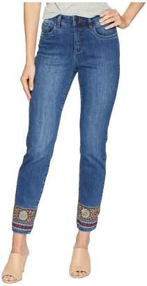FDJ French Dressing Jeans Opulent Hem Olivia Slim Ankle Women's Jeans