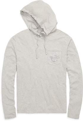Ralph Lauren Custom Slim Fit Hooded T-Shirt