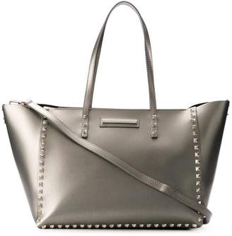 Free Shipping At Farfetch Marc Ellis Chrissy Studded Tote Bag