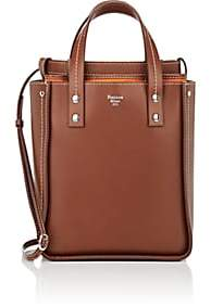 Fontana Milano 1915 Women's Tum Tum Lady 2-In-1 Tote Bag & Backpack-Cacao