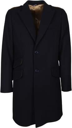 Dolce & Gabbana Tailored Mid-length Coat