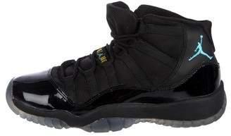 Nike Jordan Boys' 11 Retro Gamma Blue Sneakers