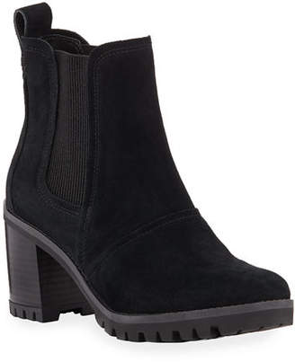 UGG Hazel Water-Resistant Gored Booties