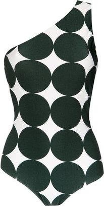 Adriana Degreas one shoulder swuimsuit