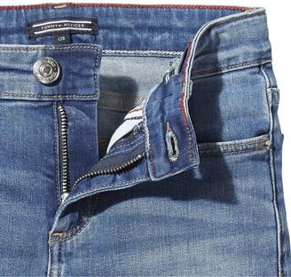 e0d7e072 Tommy Hilfiger Boys Scanton Slim Jeans - Mid Ble