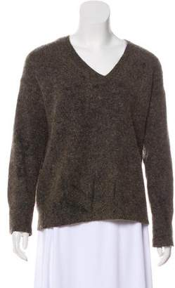 The Row Scoop Neck Oversize Sweater