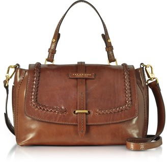 The Bridge Murakami Leather Medium Satchel Bag