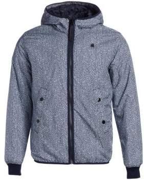 G Star Whistler Herringbone Hooded Jacket