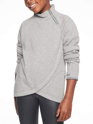 Athleta Girl Crazy Cozy Wrap 2.0