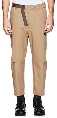 Oamc Men's Flight Cotton Crop Trousers