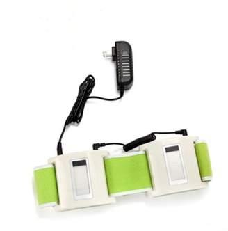 Tonewear Inc New Vibrating Massager Fat Burner Slimming Belt Waist Trainer Body Shaper