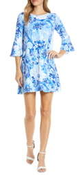 Lilly Pulitzer Ophelia Print Swing Dress