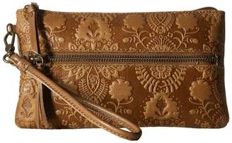 The Sak Sanibel Phone Charging Wristlet Wristlet Handbags