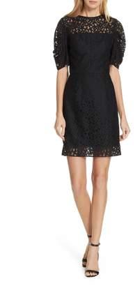 Milly Kara Lace Sheath Dress