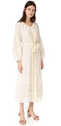 Figue Tula Maxi Dress $1,095 thestylecure.com