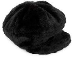 Steve Madden Faux Fur Baker Hat