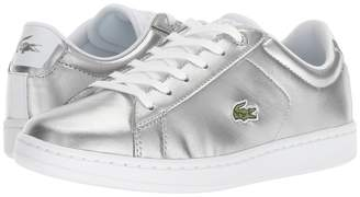 Lacoste Kids Carnaby Evo 318 Girl's Shoes