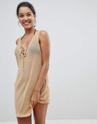 Co And And Ocean Breeze Beach Shift Dress
