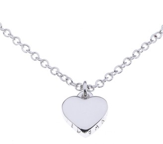 ccfec7b9b672 Ted Baker Jewellery Ladies PVD Silver Plated Hara Tiny Heart Pendant  Necklace TBJ1145-01-