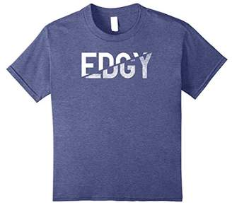 Edgy T-shirt Minimal Design Simple Meme LOL Trendy Funny