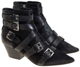 """Ash Chelsea"""" Leather Boots"""""""