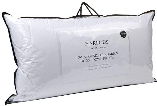 100% A1 Grade Hungarian Goose Down King Size Pillow