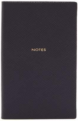 Smythson Notes Panama pocket notebook